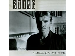Vinil Sting - The Dream Of The Blue Turtles — Pop-Rock Internacional