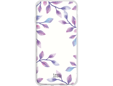 Capa Realme X2 TECHCOOL Floral Multicor