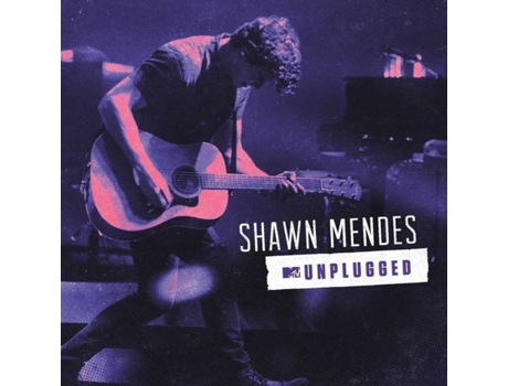 Vinil LP Shawn Mendes - MTV Unplugged — Pop-Rock