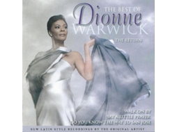 CD Dionne Warwick - The Best Of Dionne Warwick - The Return