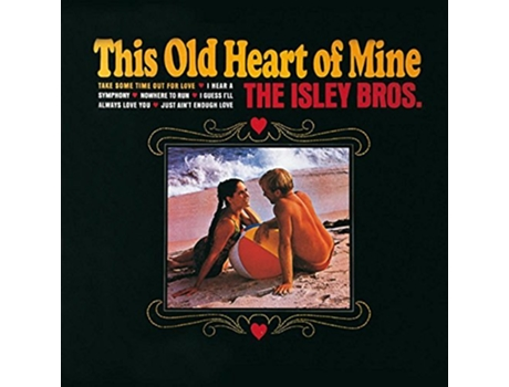 Vinil The Isley Brothers - This Old Heart Of Mine — Pop-Rock Internacional