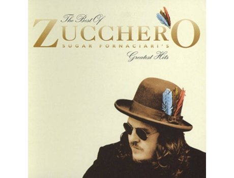 CD Zucchero - Best Of/Special Edition — Música do Mundo
