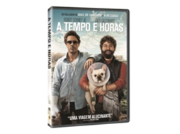 DVD A Tempo e Horas — De: Todd Phillips | Com: Robert Downey Jr.,Zach Galifianakis,Michelle Monaghan,Jamie Foxx,Juliette Lewis