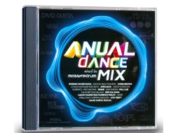 CD Vários-Anual Dance Mix - Mixed By Massivedrum — House / Electrónica