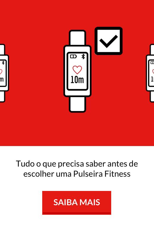 4dd032547e7 Dicas para Escolher uma Pulseira Fitness
