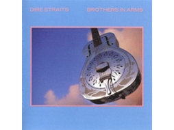 CD Dire Straits - Brothers in Arms — Pop-Rock