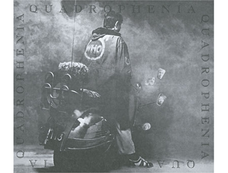 Vinil The Who - Quadrophenia — Pop-Rock