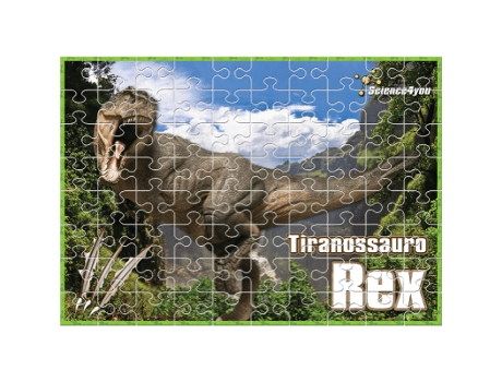 Puzzle - T-Rex — Science4You