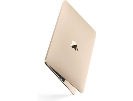 MacBook 12'' APPLE I7 MNYL2 Gold — i7  1.4 GHz / 16GB / 512 GB SSD