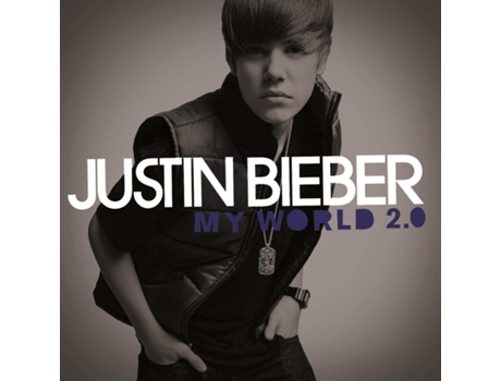 Vinil Justin Bieber - My World 2.0 — Pop-Rock