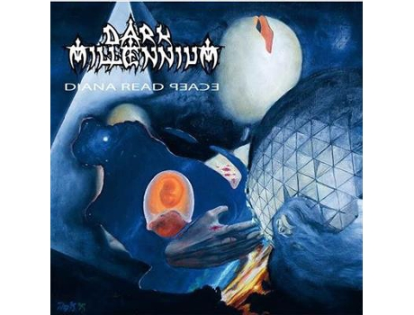 CD Dark Millennium - Diana Read Peace
