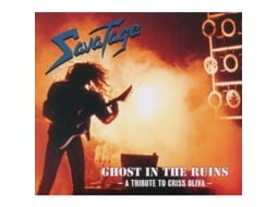 CD Savatage - Ghost In The Ruins - A Tribute To Criss Oliva