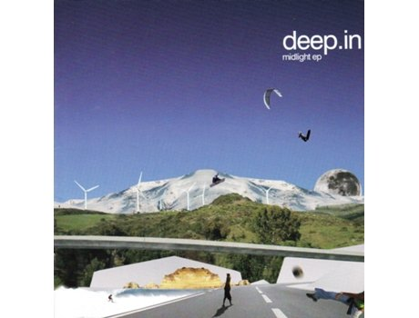 CD Deep.In-Midlight Ep — House/Electrónica