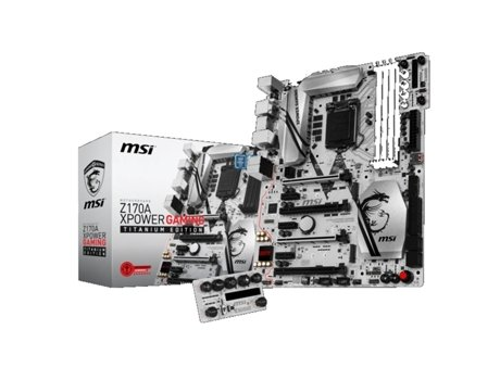 Motherboard MSI Z170A XPower Gaming Titanium Edition — Socket LGA1151 | Intel Z170