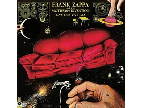 Vinil Frank Zappa And The Mothers Of Invention — Pop-Rock