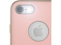 Capa MOSHI Vesta Blossom iPhone 7, 8 Rosa — Compatibilidade: iPhone 6, 6s, 7 ,8