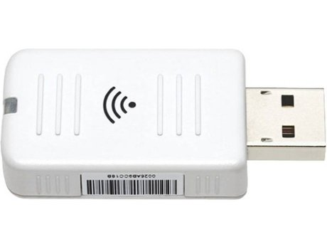 Adaptador Wireless EPSON ELPAP10 LAN — Adaptador Wi-Fi / USB type A