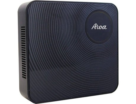 Mini PC TSUNAMI Aroa Z (Intel Celeron N3350 - 4 GB RAM - 32 GB eMMC - Intel HD Graphics 500) — Windows 10 Home | Intel® HD Graphics 500