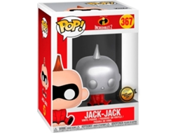 Figura Vinil FUNKO Pop The Incredibles II - Jack-Jack — Disney Pixar