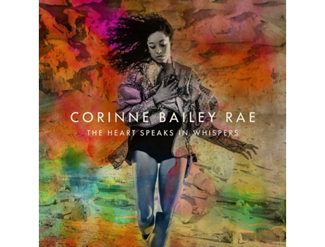 CD Corinne Bailey Rae - The Heart Speaks in Whispers (Deluxe) — Pop-Rock