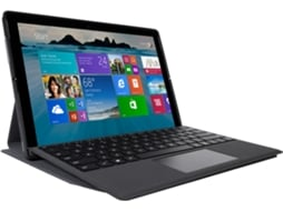 Capa TARGUS Surface Pro 4 — Compatibilidade: Surface Pro 4 /Preto