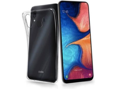 Capa Samsung Galaxy A20e SBS Skinny Transparente | [6912670 ]