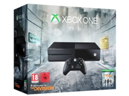 Consola Xbox One 1 TB + Jogo Tom Clancys -The Division — 1 TB