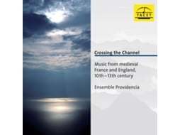 CD Ensemble Providencia - Crossing The Channel
