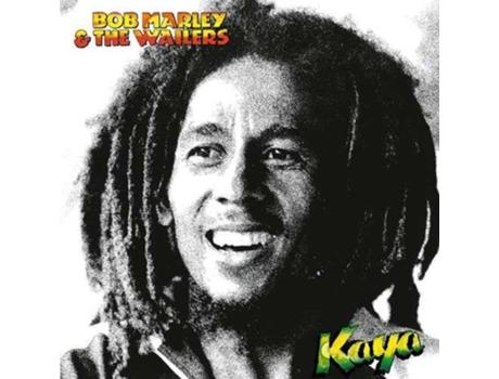 CD Bob Marley - Kaya