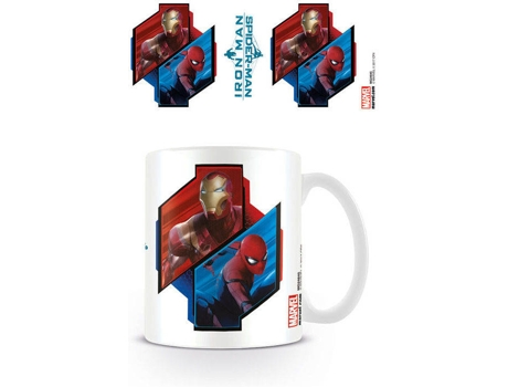 Caneca Spider-Man Homecoming - Duo 320 ML — Spider-Man