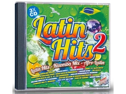 CD Latin Hits 2 — Música do Mundo