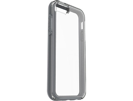 Capa OTTERBOX Symmetry Crystal iPhone 5, 5s, SE Transparente — Compatibilidade: iPhone 5, 5s, SE