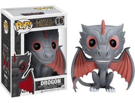 Figura Vinil FUNKO POP! Game of Thrones: Drogon (The Dragon) — Game Of Thrones