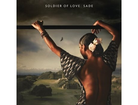 CD Sade - Soldier Of Love