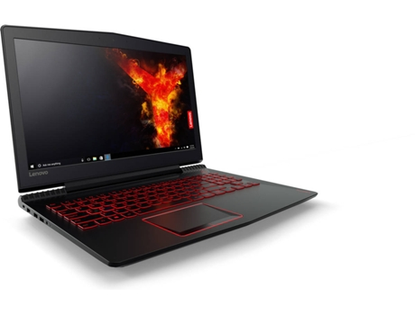 Portátil Gaming 15.6'' LENOVO Legion Y520-15IKBN-200 — Intel Core i7-7700HQ / 16 GB / 512 GB
