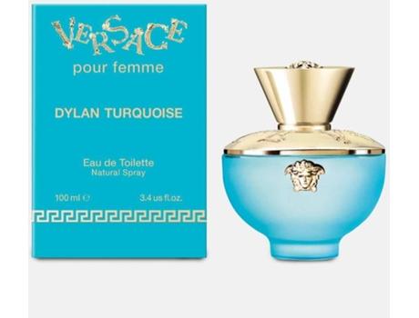 Perfume VERSACE  Dylan Turqoise Eau de Toilette (100 ml)