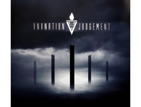CD VNV Nation - Judgement