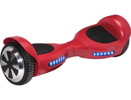 hoverboard denver autob dbo 6530 em vermelho. Black Bedroom Furniture Sets. Home Design Ideas