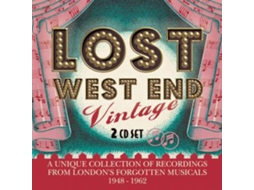 CD Lost West End Vintage