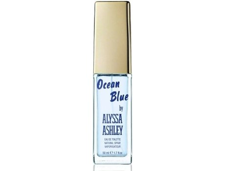 Perfume ALYSSA ASHLEY Ocean Blue Woman (Eau de Toilette 100ml)