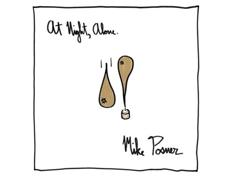 CD Mike Posner - At Night, Alone — Pop-Rock