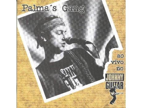 CD Jorge Palma & Amigos - Ao Vivo no Johnny Guitar