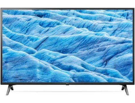 TV LG 55UM7100  (LED - 55'' - 140 cm - 4K Ultra HD - Smart TV) — Direct Led, Quad-core Processor, True color accuracy, HDR 10 Pro, HLG Pro, 2.0 ch 20W Ultra Surround