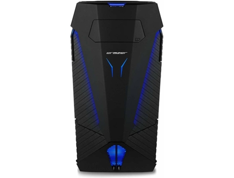 Desktop Gaming MEDION Erazer X77 — Intel Core i7-8700K | 16 GB | 2 TB HDD + 512 SSD | Nvidia GeForce GTX 1070Ti