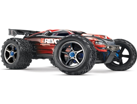Carro RC TRAXXAS E-Revo Brushless RTR