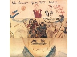 Vinil John Lennon - Walls And Bridges — Pop-Rock
