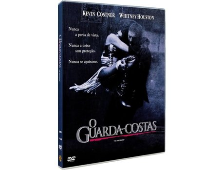 DVD O Guarda Costas — De: Mick Jackson | Com: Kevin Costner, Whitney Houston