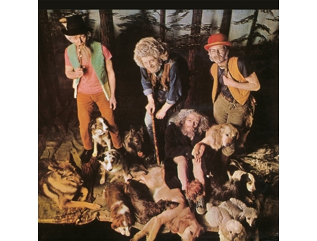 Vinil Jethro Tull - This Was — Alternativa/Indie/Folk