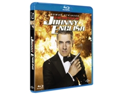 Blu-Ray O Regresso De Johnny English — De: Oliver Parker