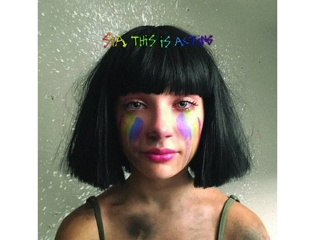 CD SIA - This is Acting — Pop-Rock
